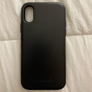 iPhone X or XS Black Otterbox Case